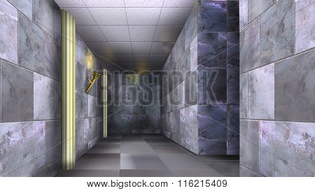 Marble Walls of the Ancient Maze 05