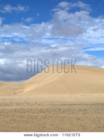 Maspalomas sand dune