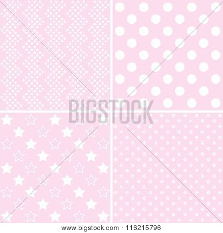 Baby Shower And Backgrounds