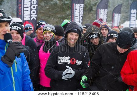 First World Winter Spartan Race