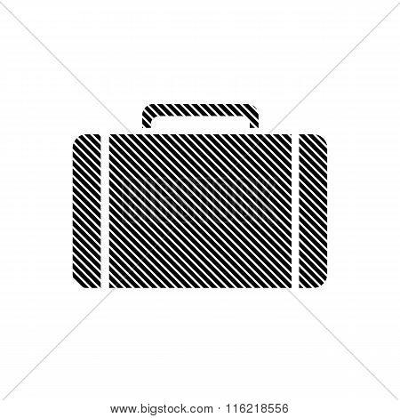 Portfolio Symbol Sign.