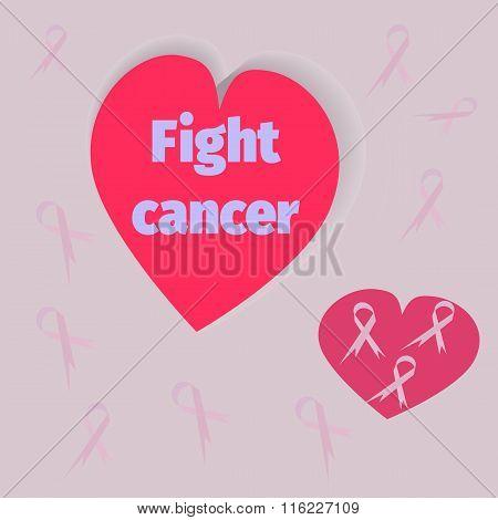 Cancer Awareness Month Banner.