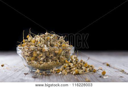 Dried Camomile