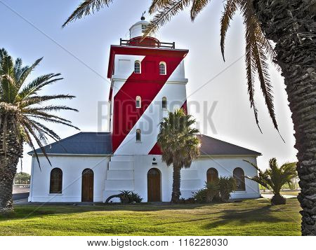 Light House In Cape Town, South Africa