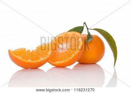 Delicious Ripe Mandarin