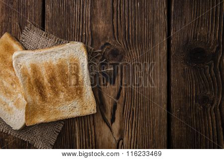 Toast Bread (toasted)