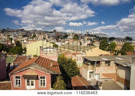 Sultanahmet Roofs, Istambul