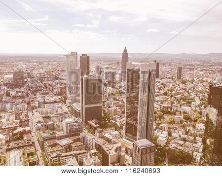 Frankfurt Am Main Vintage