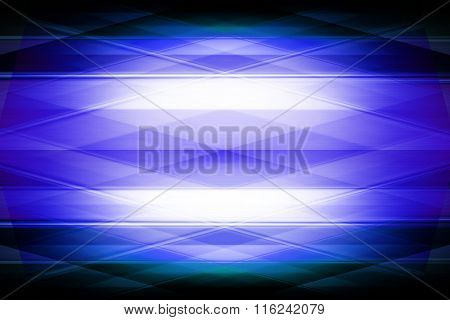 Blue Diamond Pattern Background