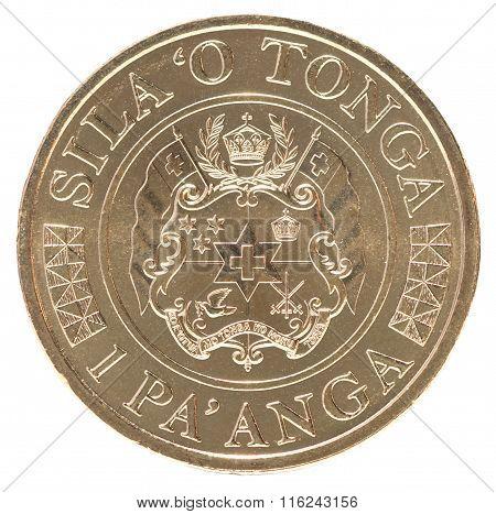 Tonga Paanga Coin