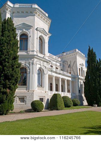 Livadia Palace _  Crimea