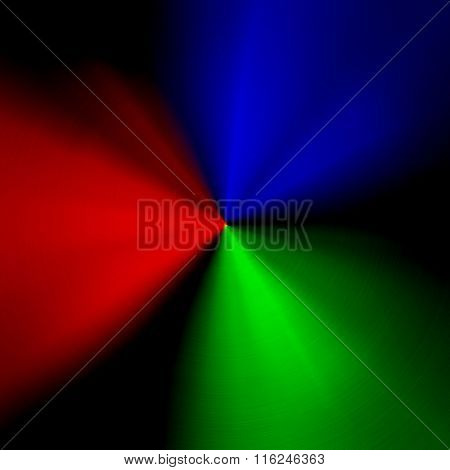 red green blue rgb color background