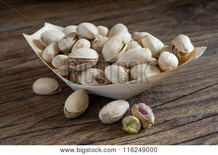 Nuts And Pistachios