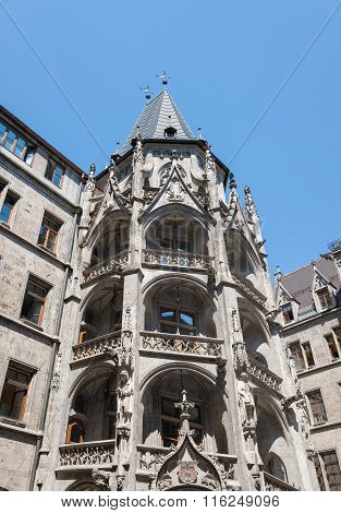 Marienplatz, Town Hall