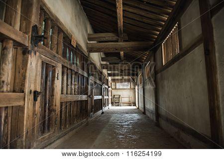 Korea Traditional Prison