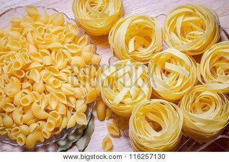 Tasty Vermicelli And Spaghetti