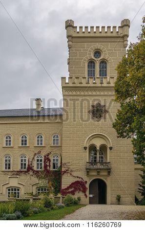 Castle In Chyse, Czech Republic