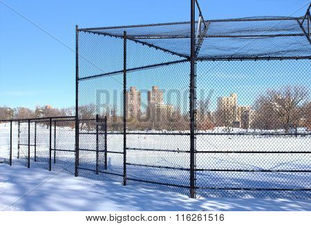 Baseball field covered with snow.jpg