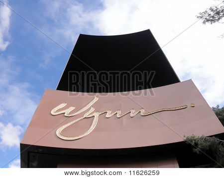 Wynn Hotel Digital Sign