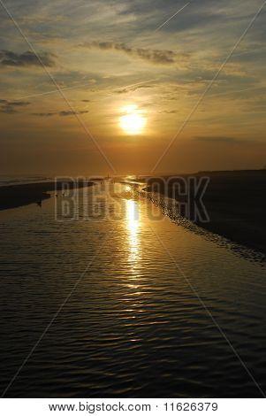 Sunset Folly Beach, SC