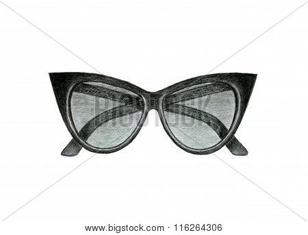 Womens Sunglasses Black