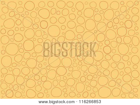 Stone Yellow Background