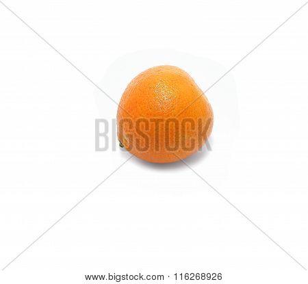 Orange Mandarin Isolated