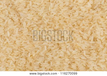 Uncooked Rice Background