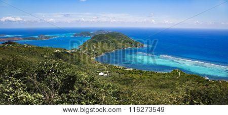 Tortola Caribbean Tropical Island
