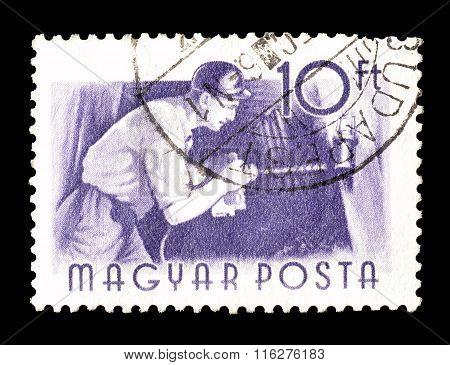 Hungary 1955