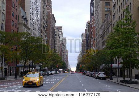 E 86th Street in New York City