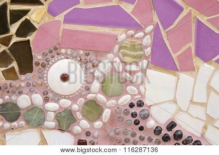 Ceramic Wall Texture