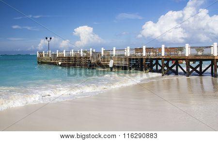 Grace Bay Pier