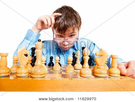 Wunderkind  Play Chess