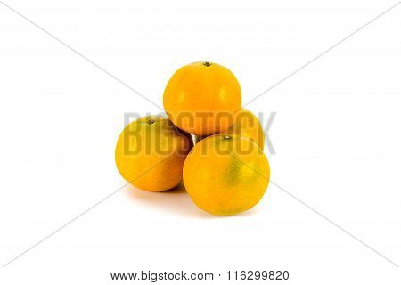 Four Oranges For Blessing