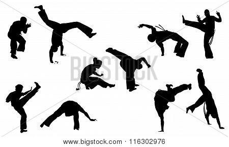 Capoeira Set