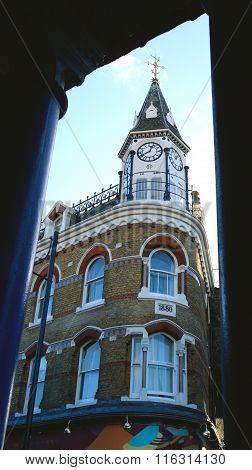 Beautiful building in Brixton