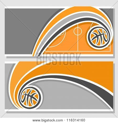 Background images for text on the theme of basketball