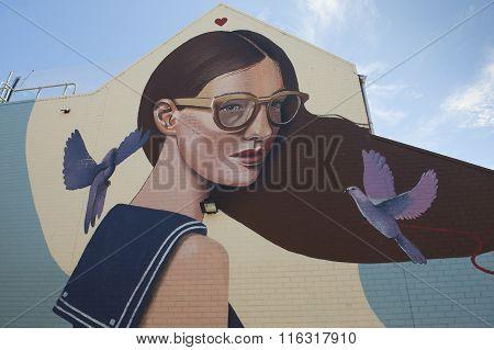 Glenelg Street Art