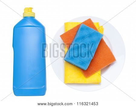 Cleaning Supplies For Dishes