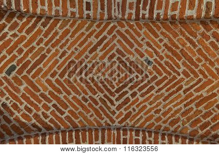 Red Brick Ceiling