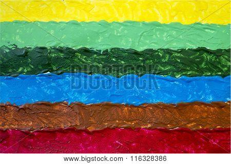 Oil Colour