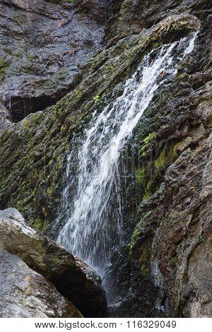 Klong Lan Waterfall In Thailand
