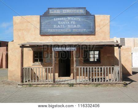 Railroad Ticket Office