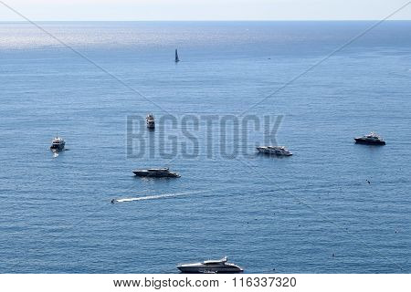 Sea Vessels Offshore