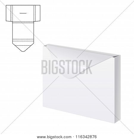 Envelope paper or craft Box A