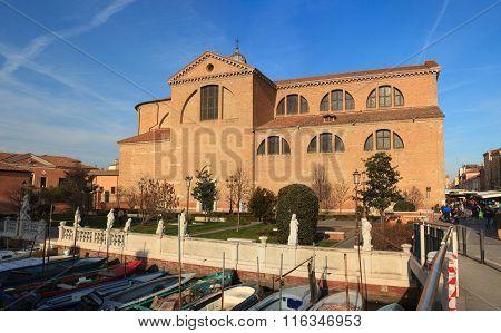 Duomo Di Santa Maria, Chioggia