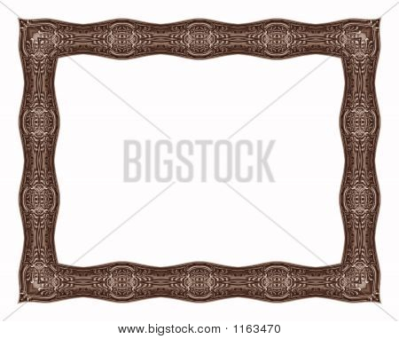 Antique Border 6 - Plain