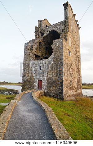 Old Celtic Castle