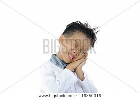Asian Boy Action